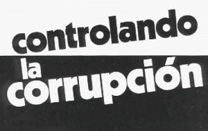 controlando la corrupción