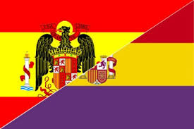 bandera 2 españas