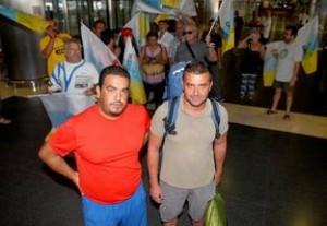 ISLAS SALVAJES PROTESTA PROSPECCIONES PETROLIFERAS