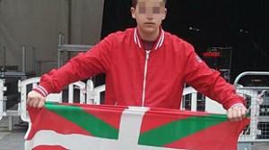 joven antifascista