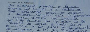 """Los """"desfavorecidos"""" de Tenerife claman dignidad."""