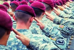 saludos militares