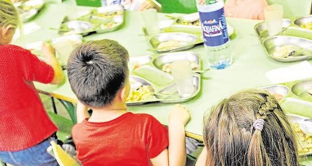 No a la privatización de los comedores escolares en Canarias por sus nefastas consecuencias