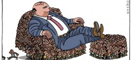 ¡Hay que cambiar el marco: no es la pobreza, es la riqueza!