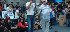 Eloy Cuadra, candidato a la Alcaldía de Santa Cruz por un mundo más justo.
