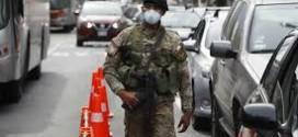 Contra la militarización de la sociedad en la nueva era del coronavirus.