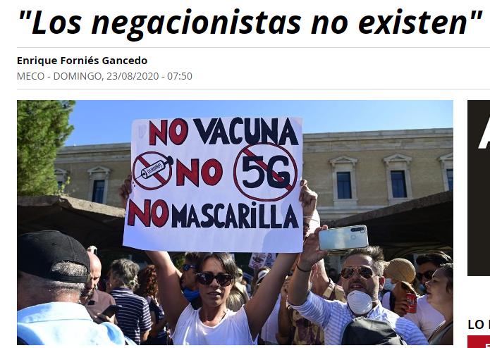 negacionistas