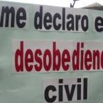 cartel acta ciudadanía